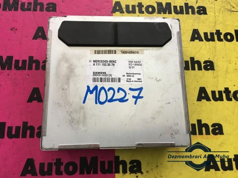 Calculator ecu Mercedes a1111533579